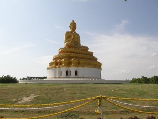 Lord Buddha Statue at Vaishali