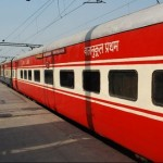 Rajdhani Express Train