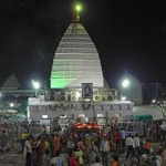 Baba Baidyanath Dham Temple Deoghar Temple at Night