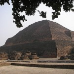 Excavated Ruins of Nalanda Mahavihara