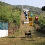 BSTDC Operated Ropeway in Rajgir