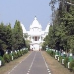 Temple at Ramkrishna Mission deoghar